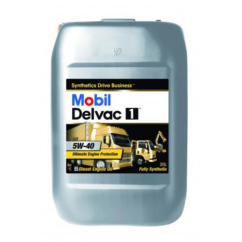Mobil Delvac 1 5W-40 20L