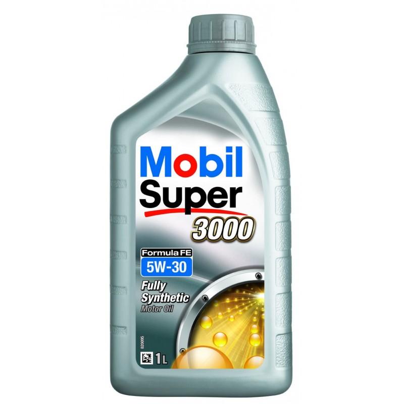 Mobil Super 3000 X1F- FE 5W-30 1L