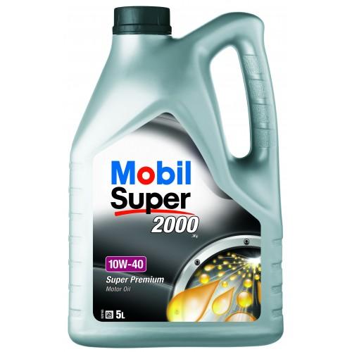 Mobil Super 2000 X1 (Super S) 10W-40 5L
