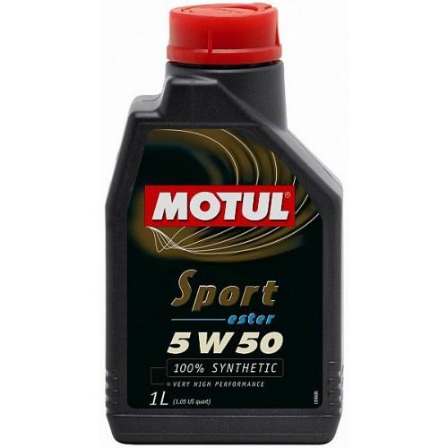 Motul Sport 5W50 1L