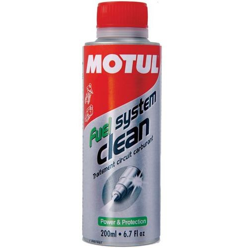 Motul Fuel System Clean Moto 200 ml