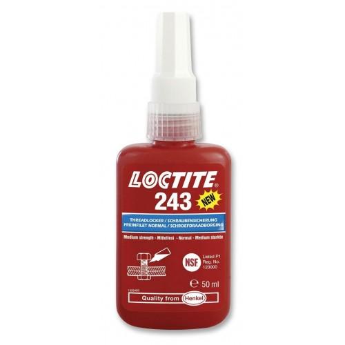 Loctite 243 Keskmise tugevusega Keermeliim 50ml