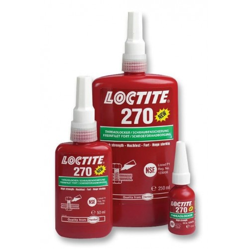 Loctite 270 Tugev Keermeliim 10ml
