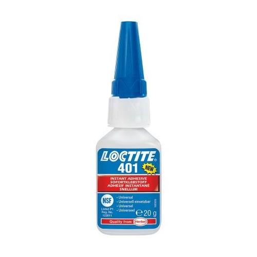 Loctite 401 Kiirliim (poorsed mat,met) 20g