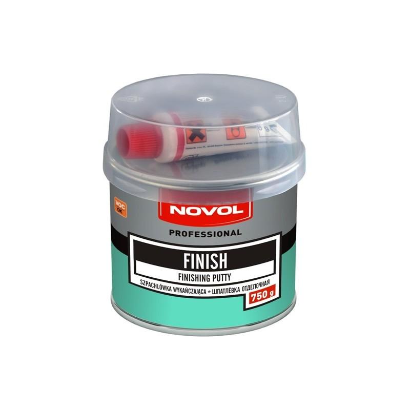Novol FINISH Viimistluspahtel 750g