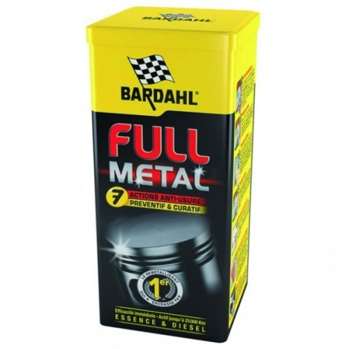 Bardahl õlilisand Full Metal 400ml