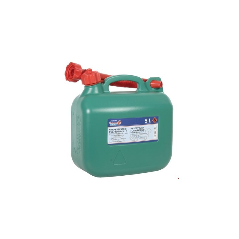 Kanister 5L roheline,plast