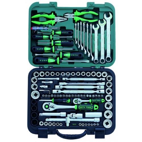 Vata tööriistakomplekt. 98-osa