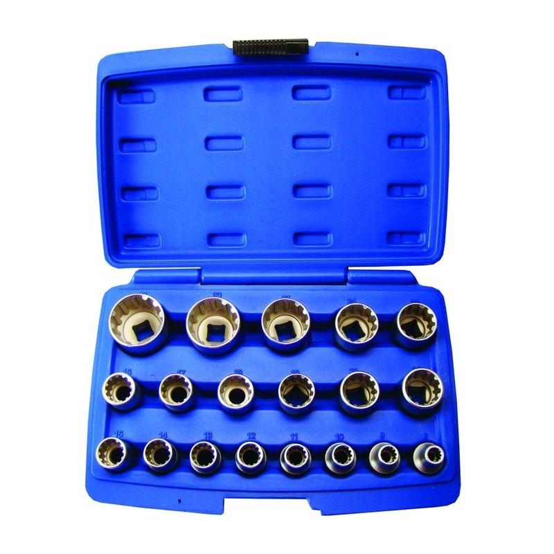 Triumf multilock padrunite komp. 8-32mm