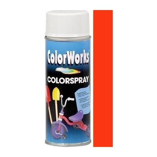 ColorWorks värv helepunane aero. 400ml