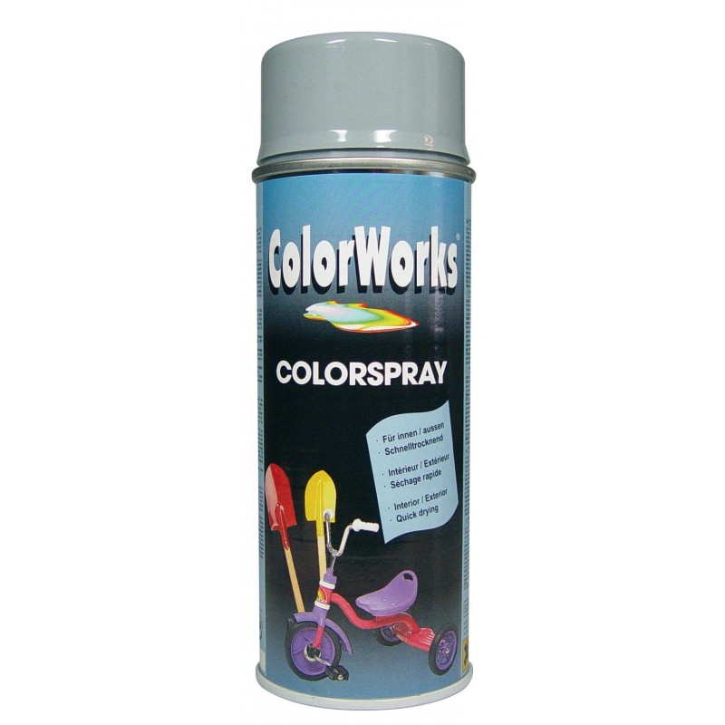 ColorWorks värv Silver Grey (400ml)