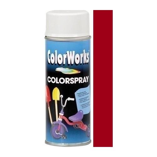 ColorWorks värv veinipunane aero. 400ml