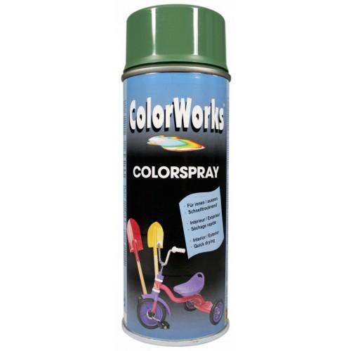 ColorWorks värv hallikasroheline aero. 400ml