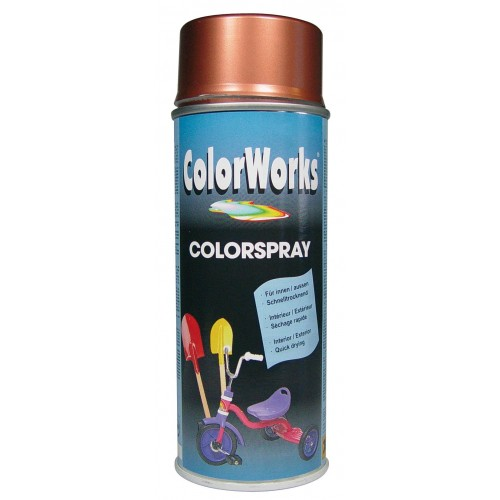 ColorWorks värv vask aero 400ml