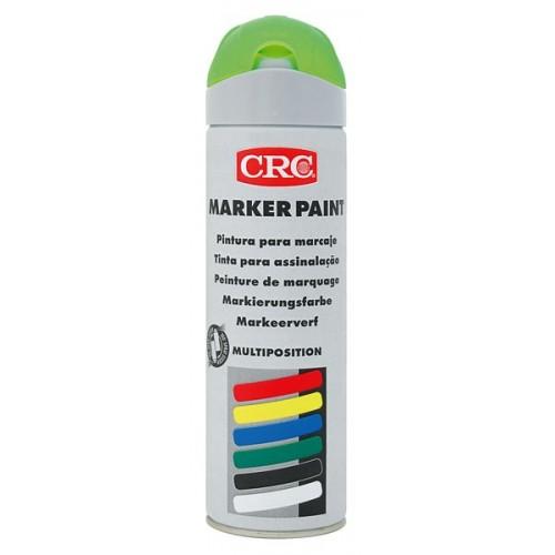 CRC Märkevärv roheline 500ml
