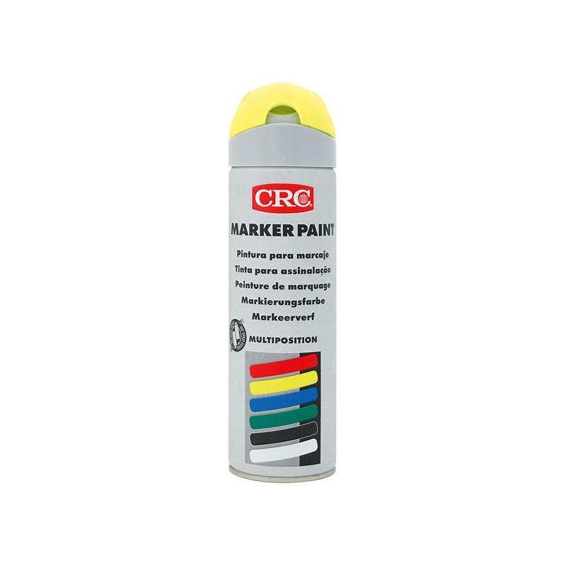 CRC Märkevärv kollane 500ml