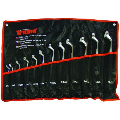 Triumf silmus-silmusv. komplekt. 12-os 6-32mm