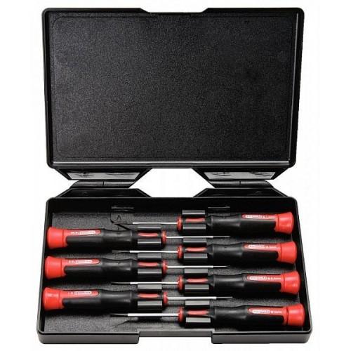 KS-Tools mini kruvikeerajate komp. 7-os +-