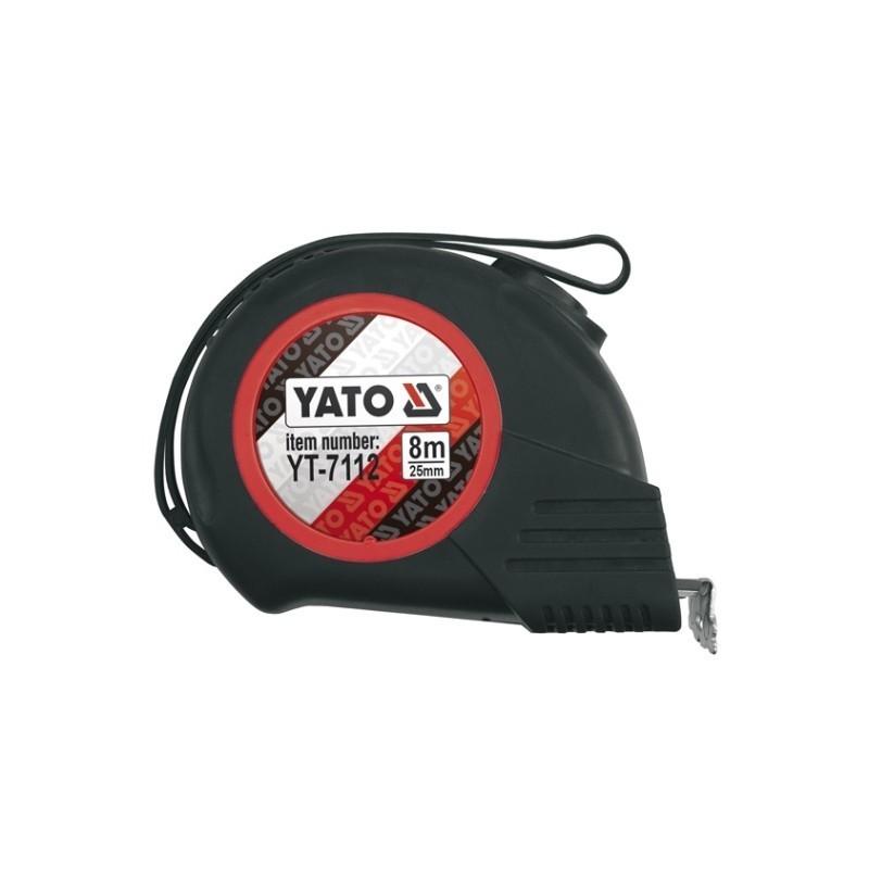 Yato Mõõdulint 8mx25mm (magnetiga)