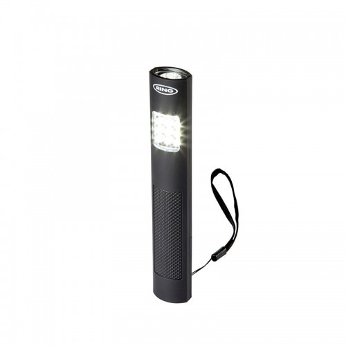 Taskulamp- töölamp must 2-valgustiga Ring
