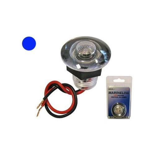 LED Valgusti veekindel sinine 12V