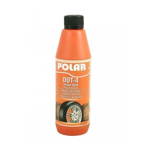 Polar Pidurivedelik DOT-4 500ml