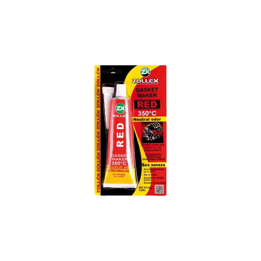 21b51b893ef Zollex hermeetik/ punane 350`C 85g - Falleroon OÜ
