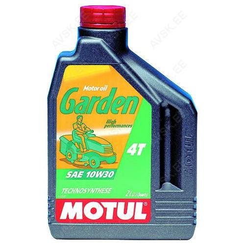 Motul Garden 4T 10W- 30 2L