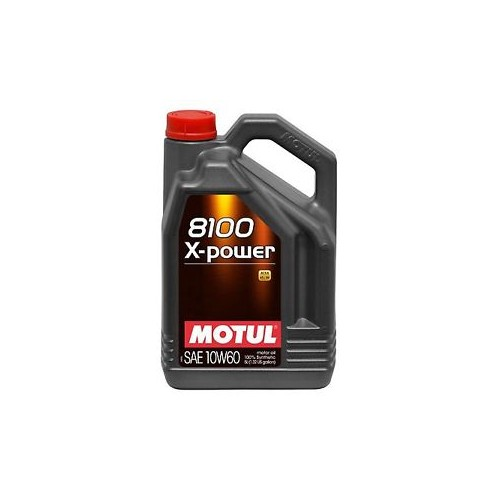 Motul 8100 X-Power 10W-60 5L