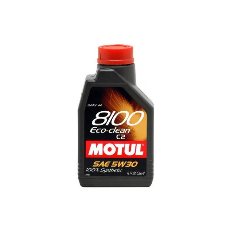 Motul 8100 Eco-Clean 5W-30 1L acea C2 Euro