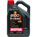 Motul 8100 X-Clean 5W-40 5L acea C3 Euro IV