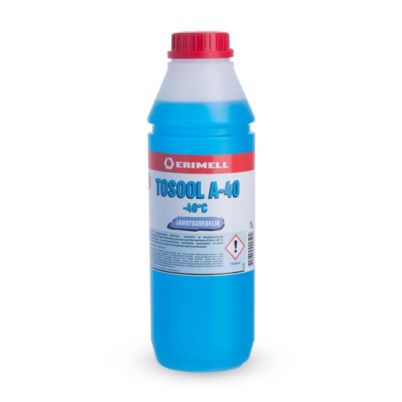 "Erimell Jahutusvedelik ""Tosool A-40"" 1L"