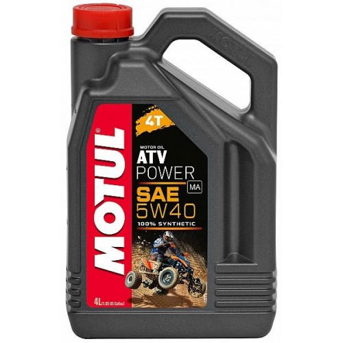 Motul ATV Power 5W40 4T 4L
