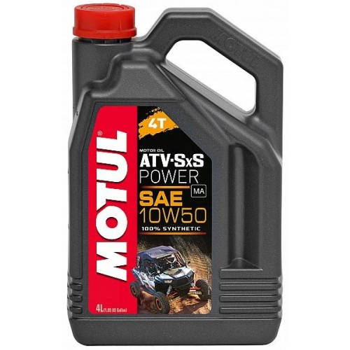 Motul ATV-SXS Power 4T 10w50 4L