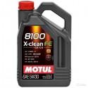 Motul 8100 X-Clean FE 5W30 C2/C3 4L