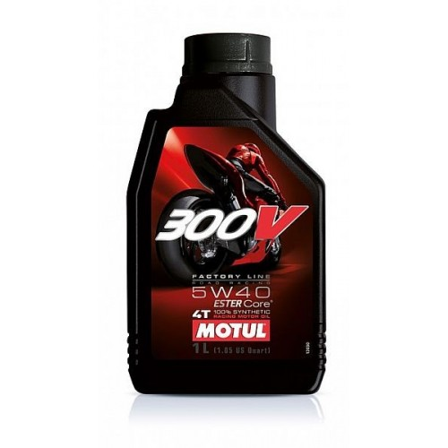 Motul 300V FL Road Racing 5W40 1L
