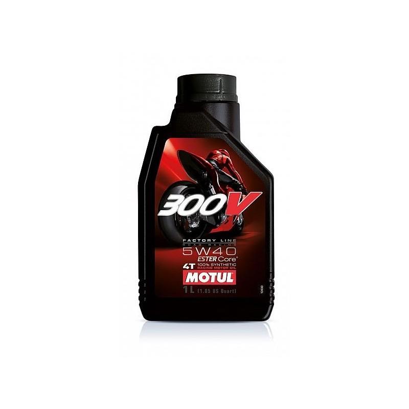 Motul 300V FL Road Racing 5W40 1L