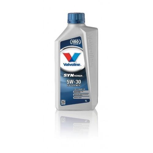Valvoline Synpower FE 5W-30 1L