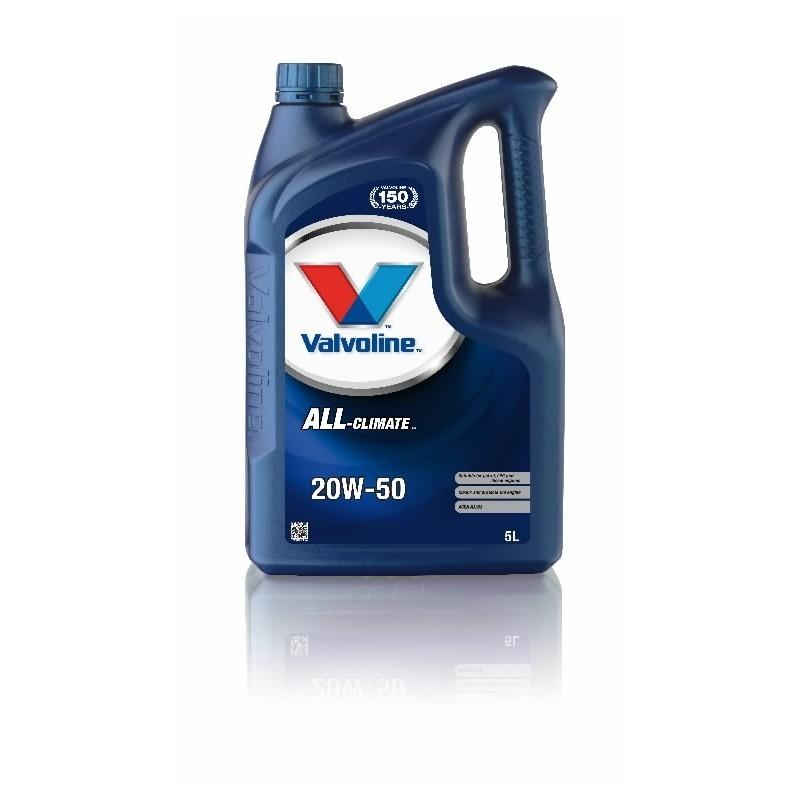 Valvoline All Climate 20W50 5L